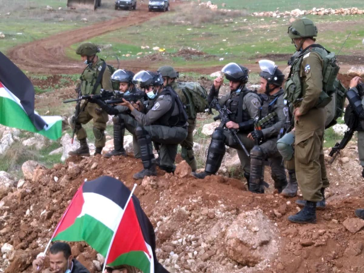 """Palestinians demand """"No more Partition Plans"""""""