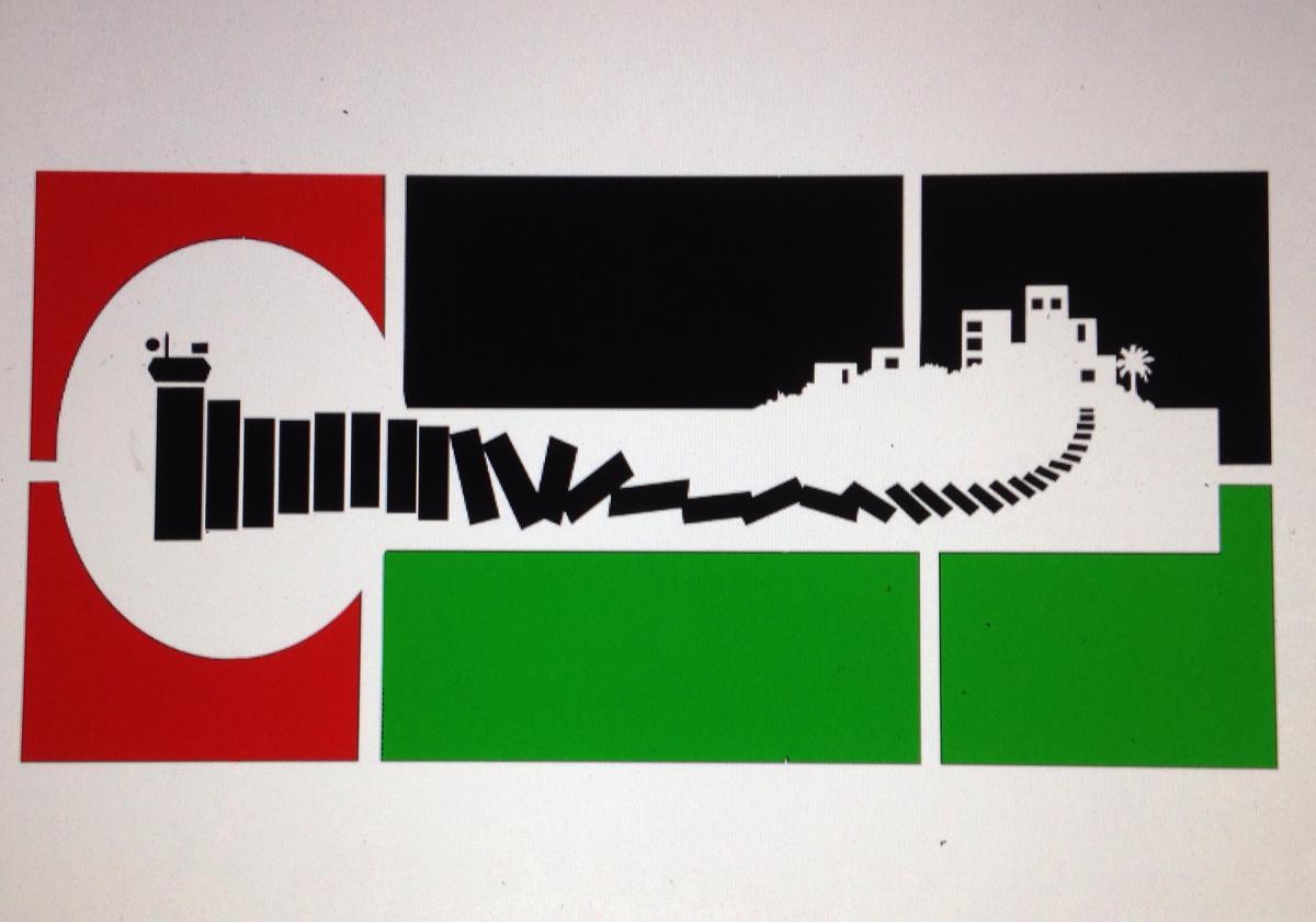 Únete a la acción stencil para un #MundosinMuros!