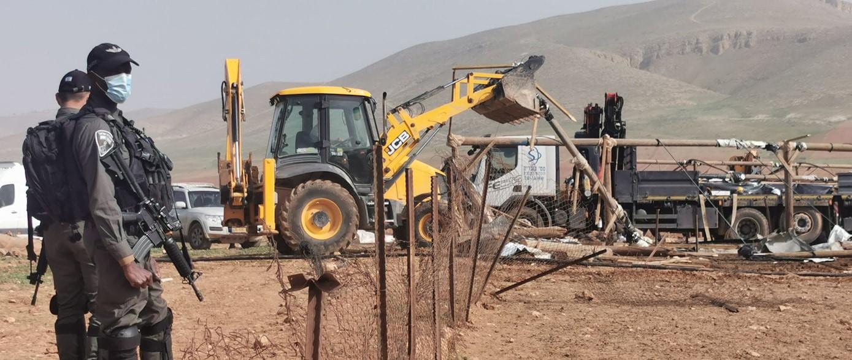 Las NU bajo ,presión por #SaveHumsa y terminar con el apartheid israelí